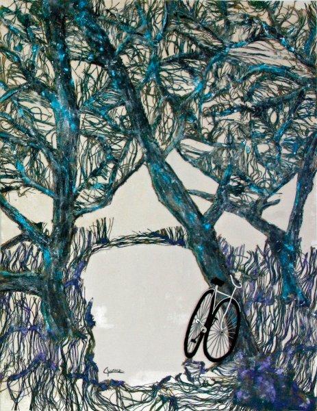4-Celia-Jimenez-22Bosque22-120x100cm-Técnica-mixta-sobre-lienzo