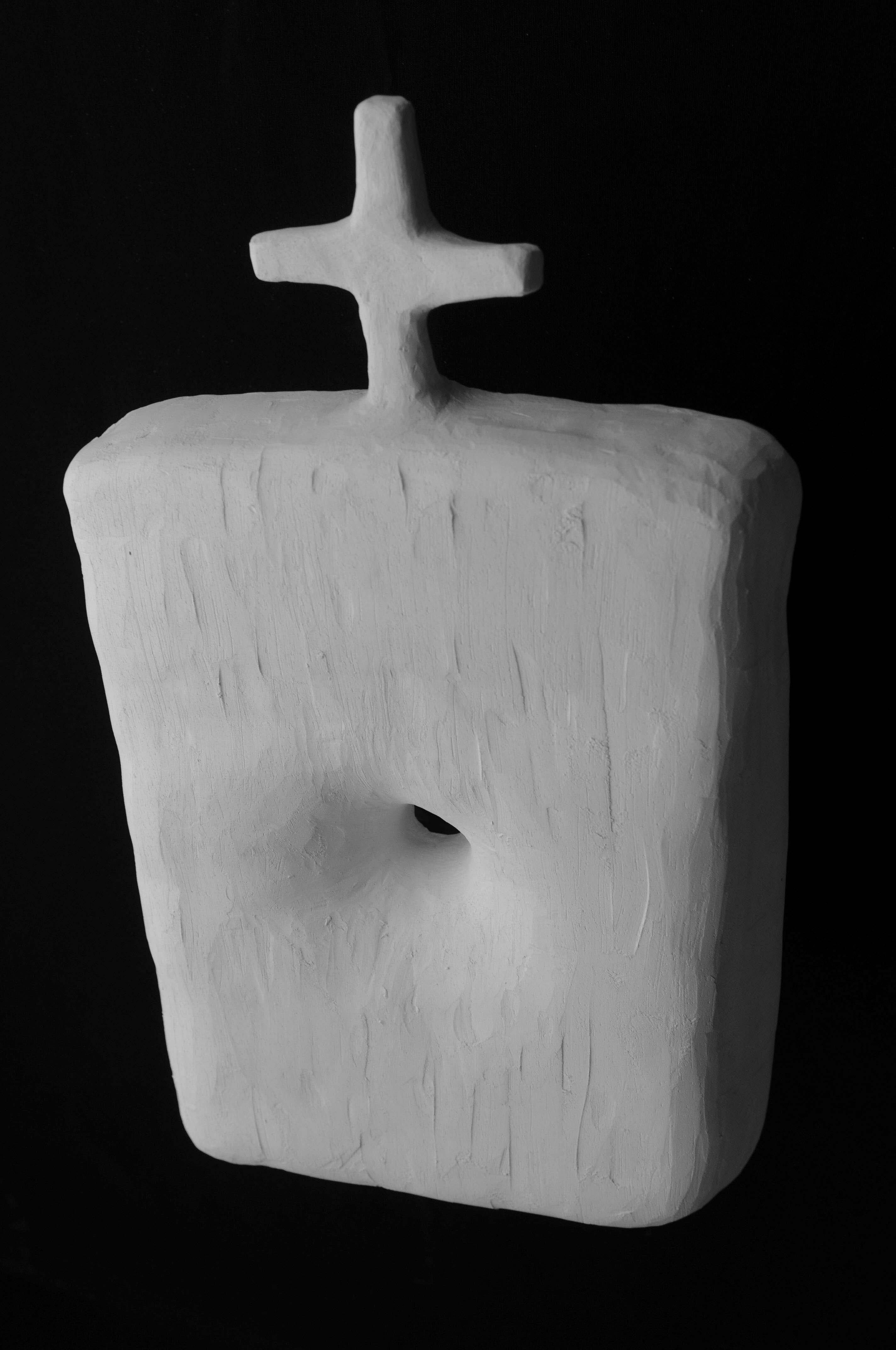 12 Josep Maria Moreu capella blanca 39x31x6 porcellana